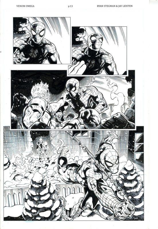 Venom Inc: Omega pg13
