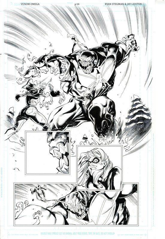 Venom Inc: Omega pg14