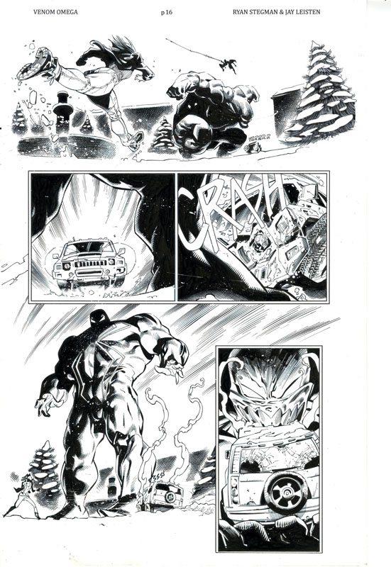Venom Inc: Omega pg16