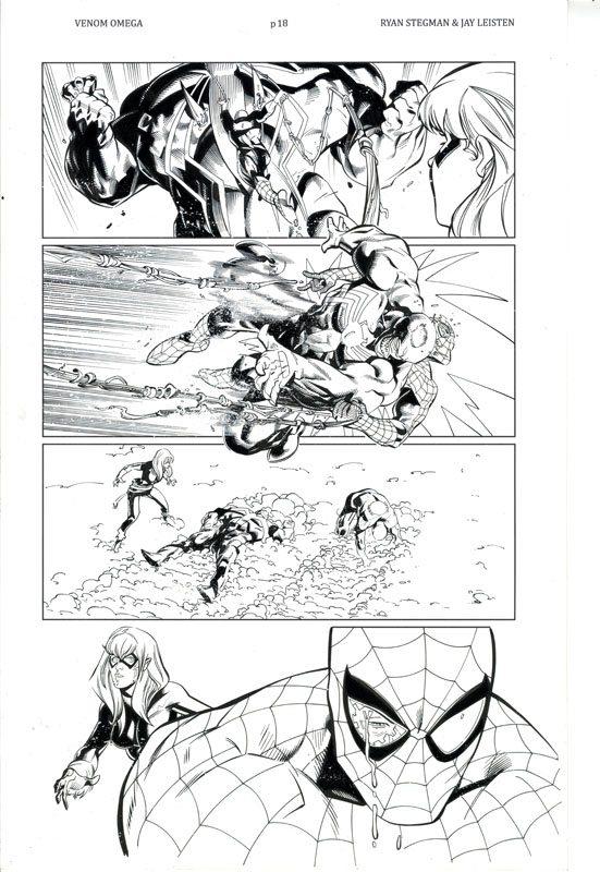 Venom Inc: Omega pg18