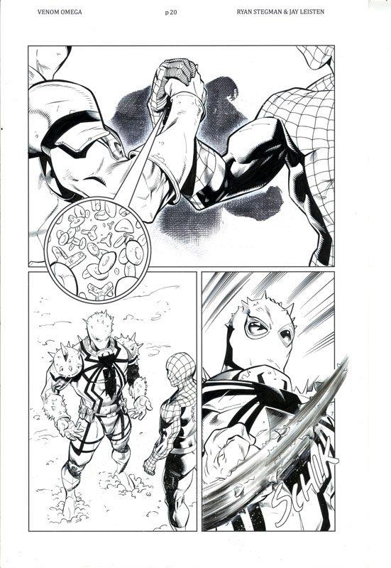 Venom Inc: Omega pg20