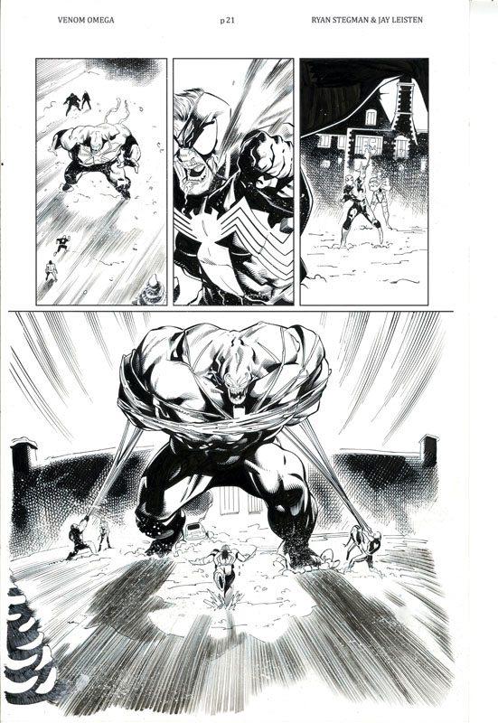 Venom Inc: Omega pg21