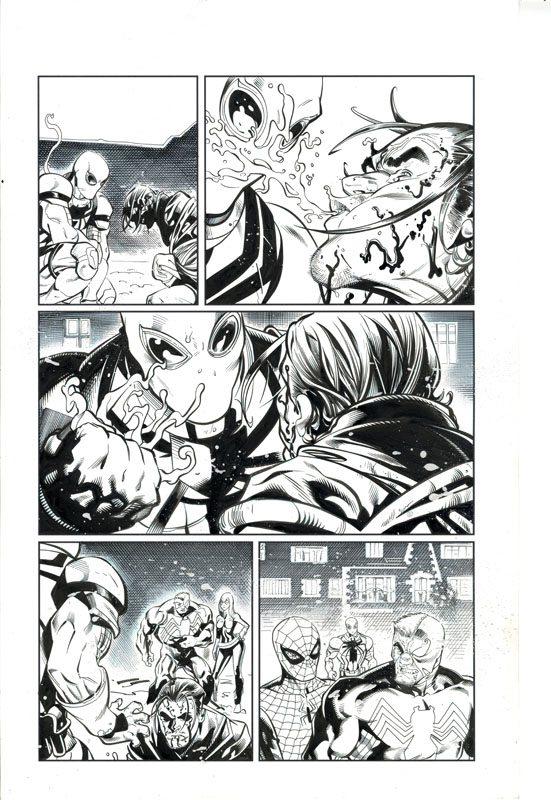 Venom Inc: Omega pg24