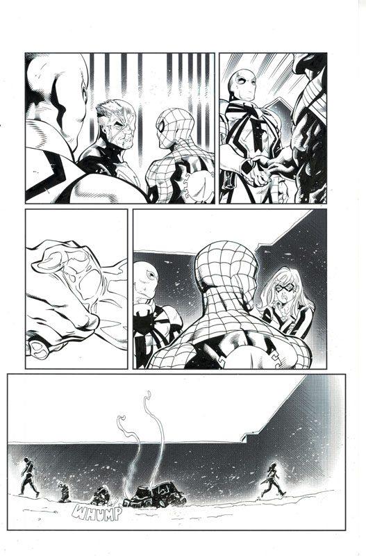 Venom Inc: Omega pg25
