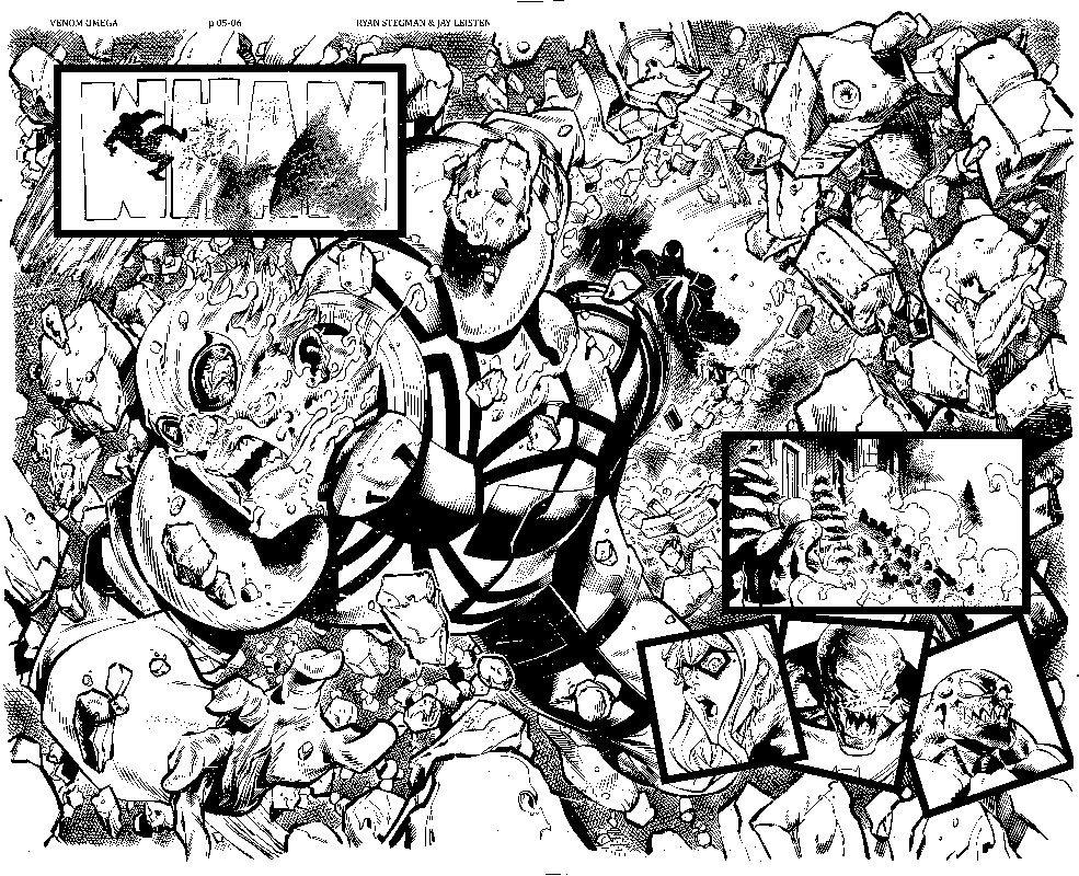 Venom Inc: Omega pg 5 & 6