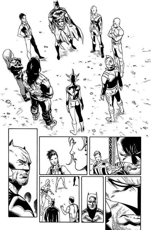 JLA #25 pg 5