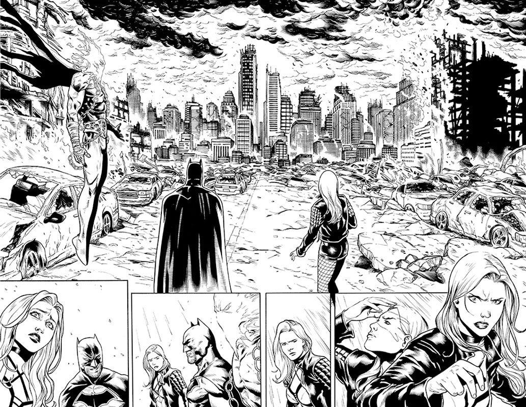 JLA #25 pg10&11