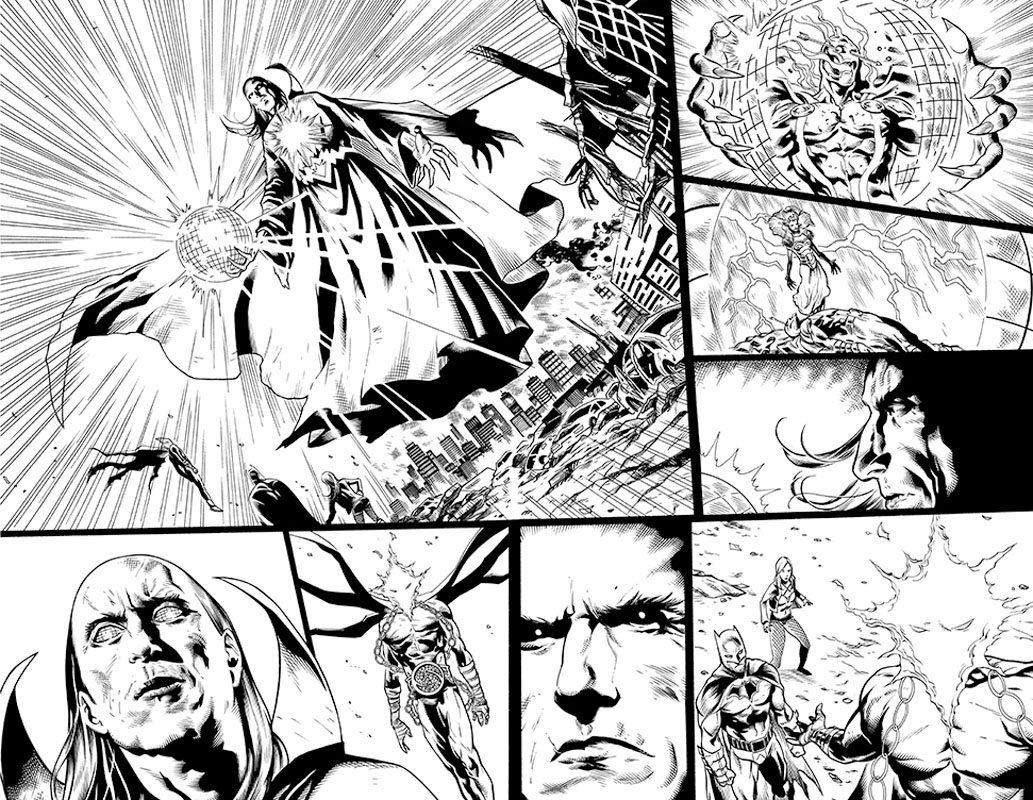 JLA #25 pg12&13