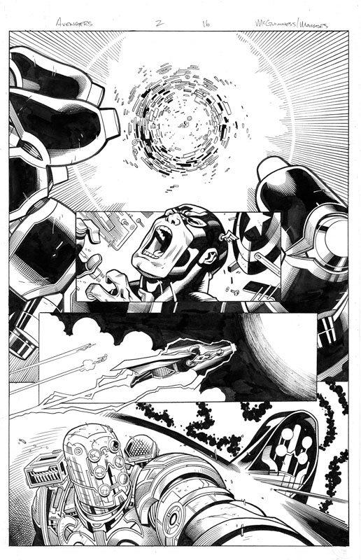 Avengers # 2 pg16