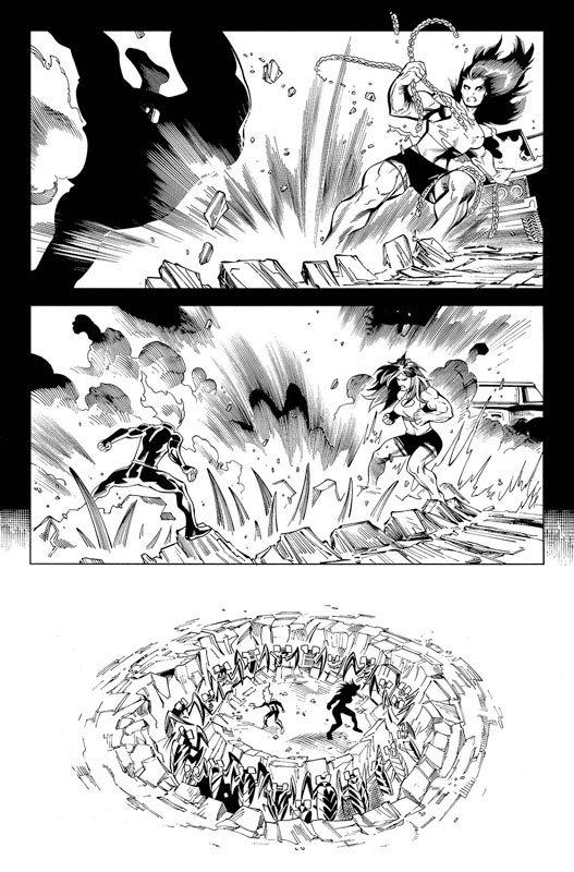 Avengers # 2 pg18