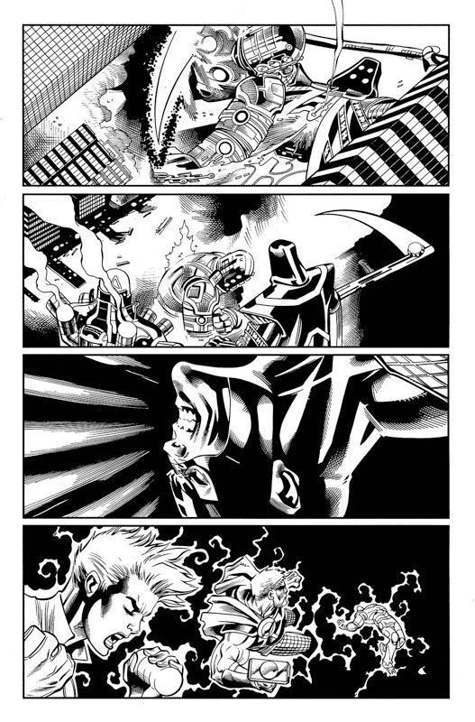 Avengers # 2 pg19
