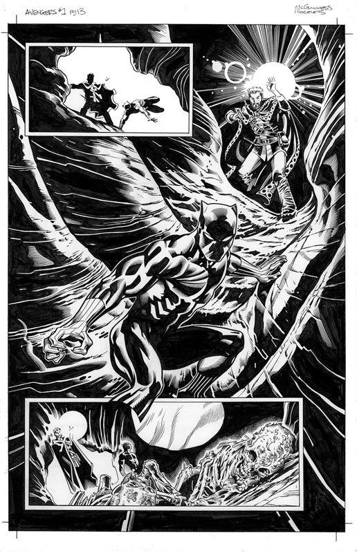 Avengers # 1 pg13