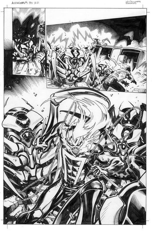 Avengers # 1 pg22