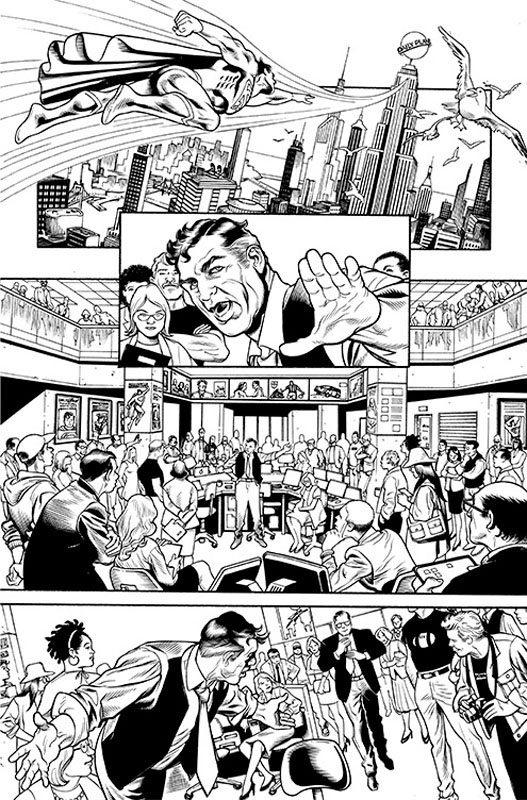 DC Nation # 0 pg 1