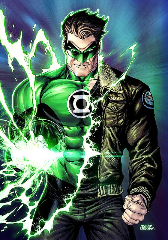 Hal Jordan & the Green Lantern Corps #45