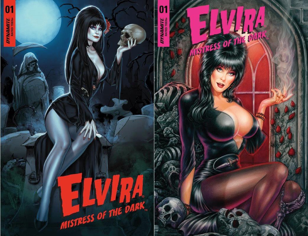 Elvira # 1 Combo