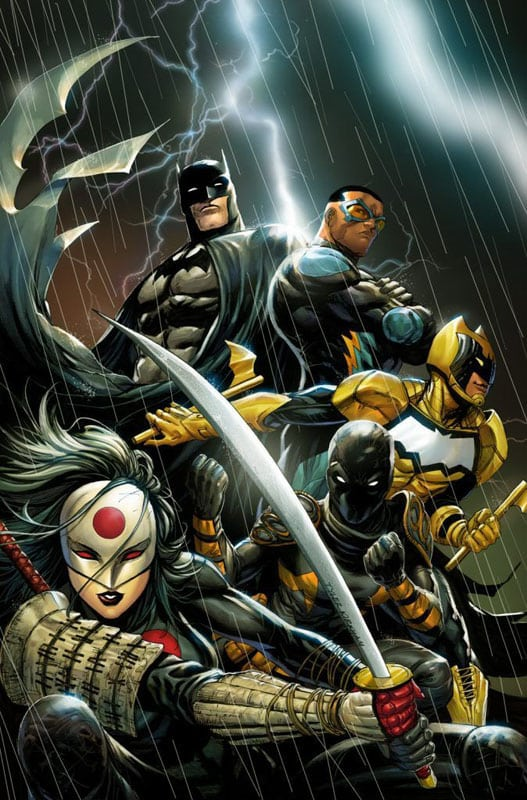 Batman & the Outsiders # 1