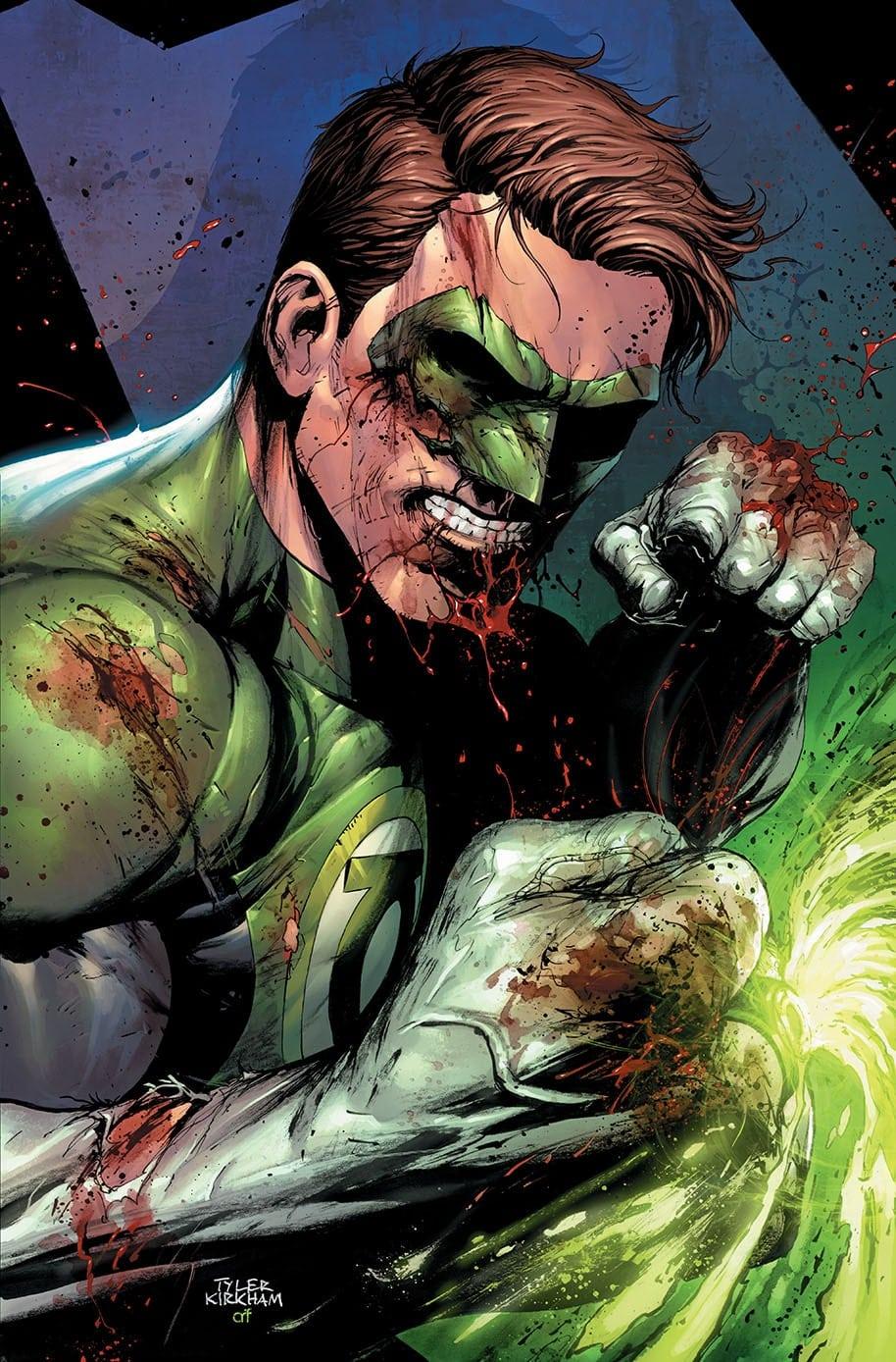 Hal Jordan & the Green Lantern Corps #46