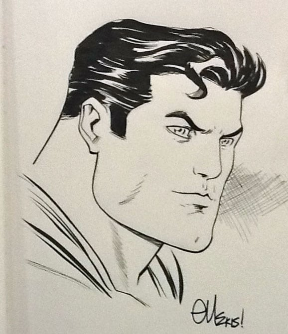 Ed McGuinness Blanks Commissions