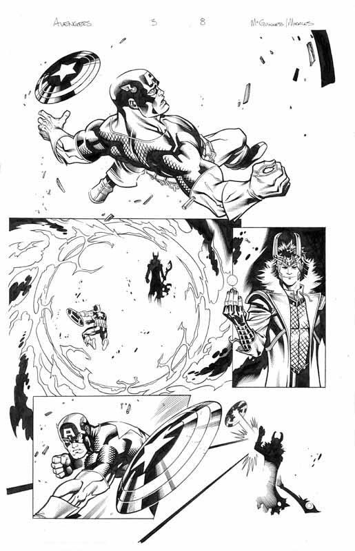 Avengers # 3 pg 8