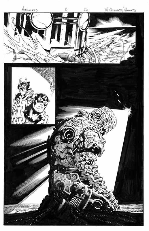 Avengers # 3 pg20