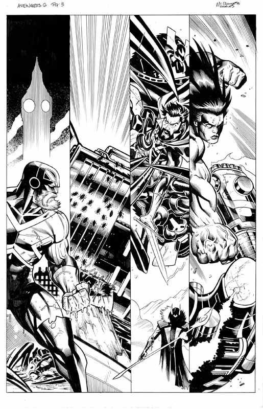 Avengers # 6 pg 3