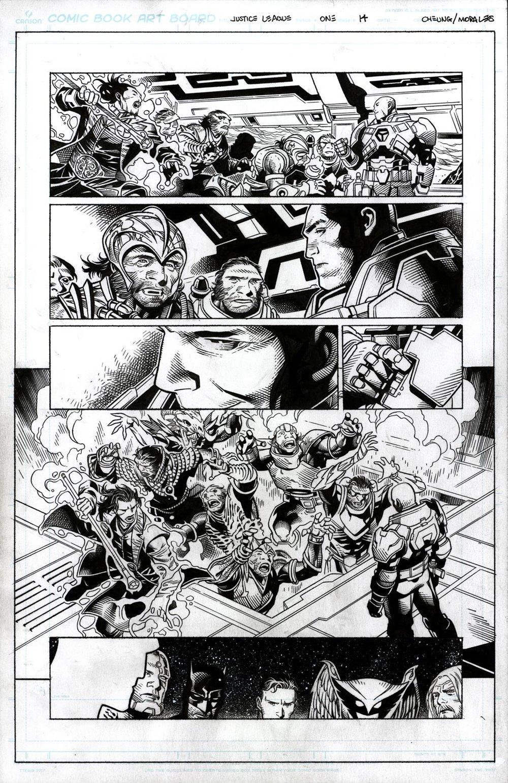 Justice League # 1 pg14