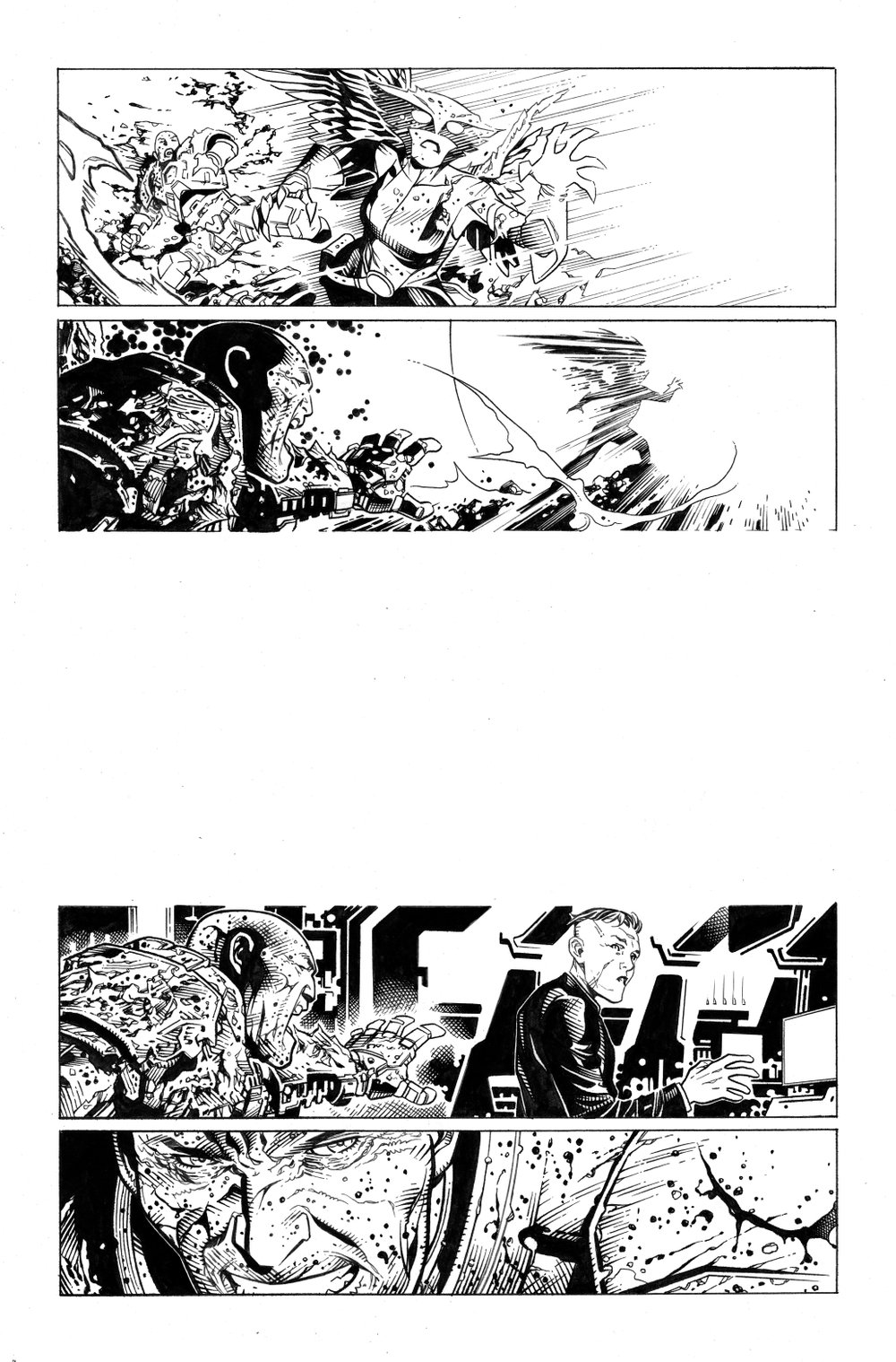Justice League # 7 pg13