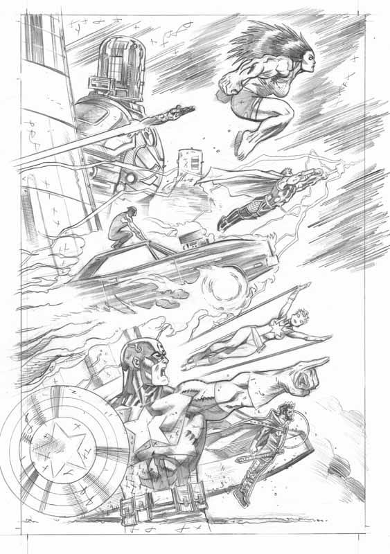 Avengers # 6 pg19