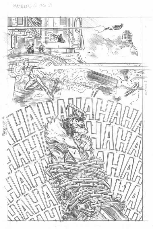 Avengers # 6 pg21