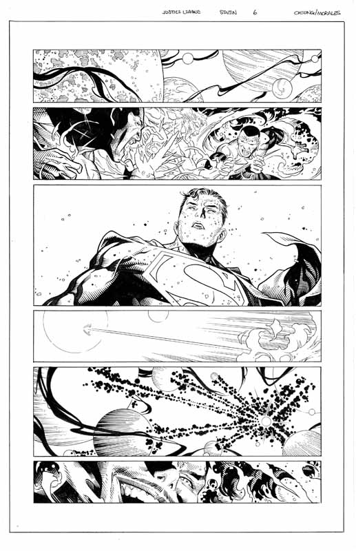 Justice League # 7 pg 6
