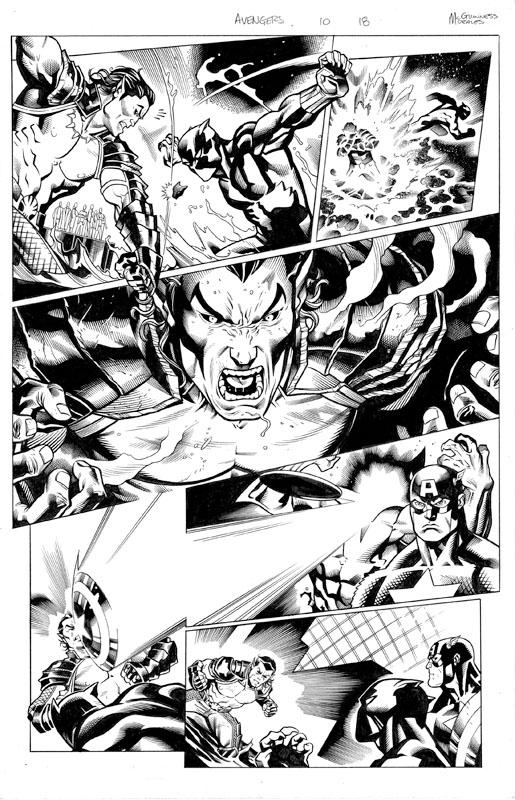 Avengers #10 pg18