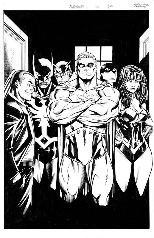 Avengers #10 pg32