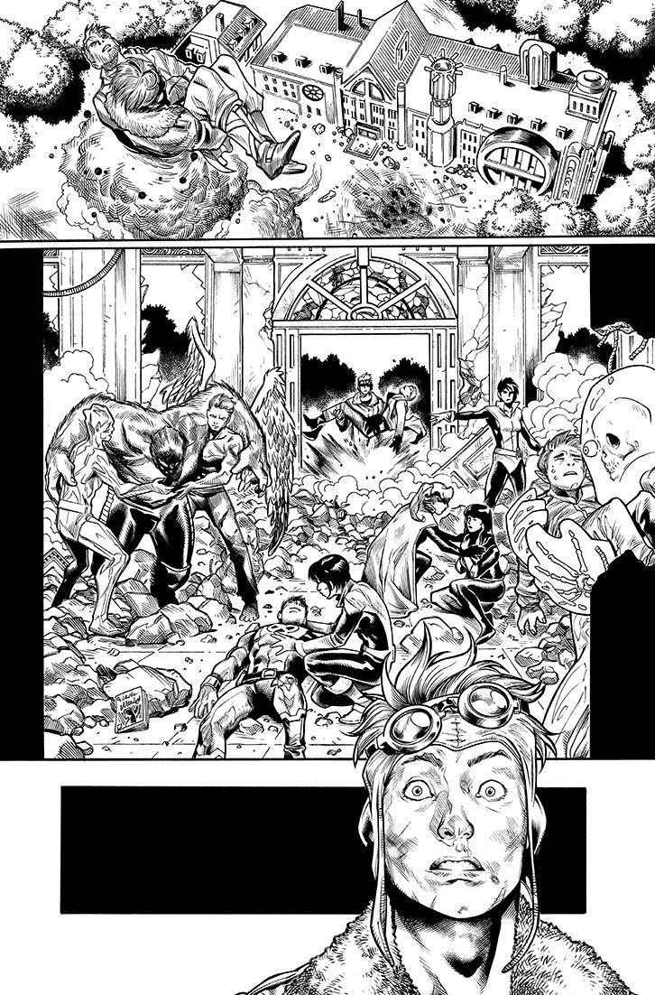 Extermination # 4 pg 5