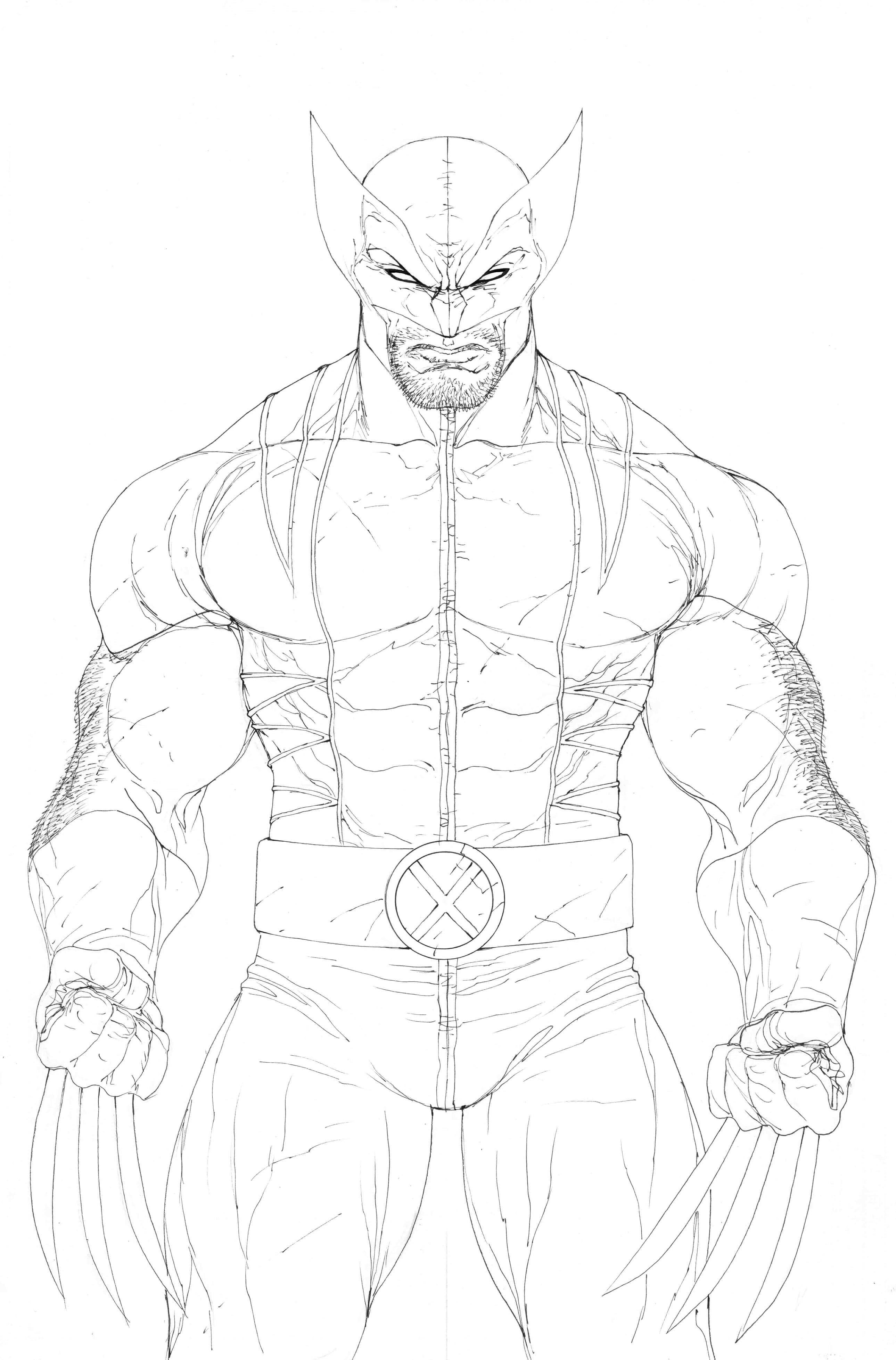 Return of Wolverine # 1B