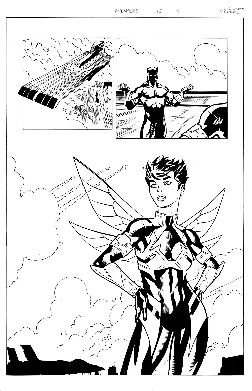 Avengers #12 pg 4