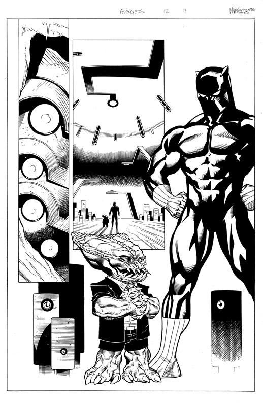 Avengers #12 pg 9