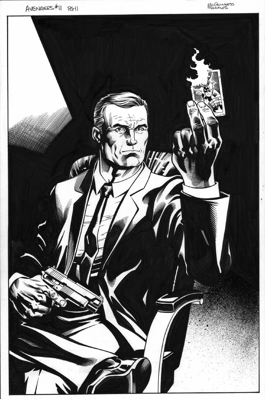 Avengers #11 pg11