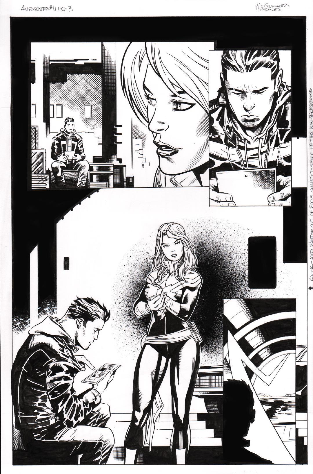 Avengers #11 pg 3