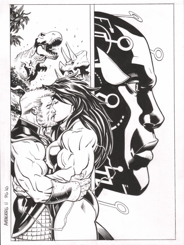 Avengers #11 pg16