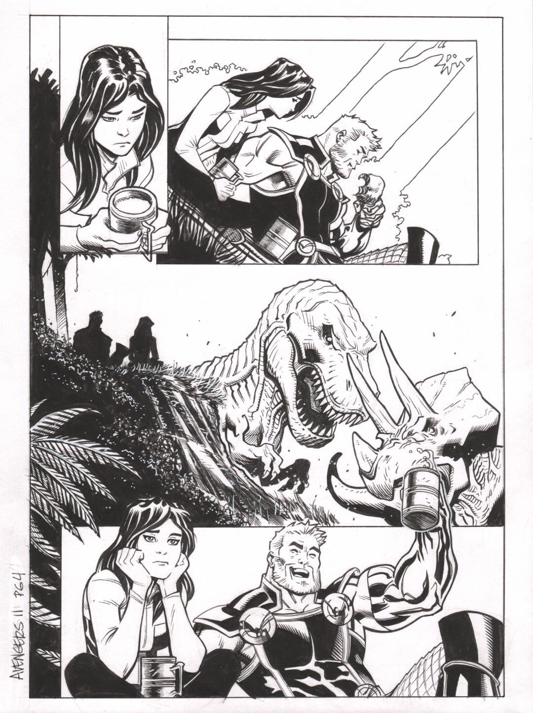 Avengers #11 pg 4