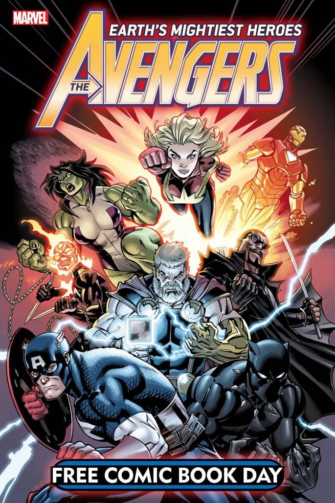 Avengers FCBD