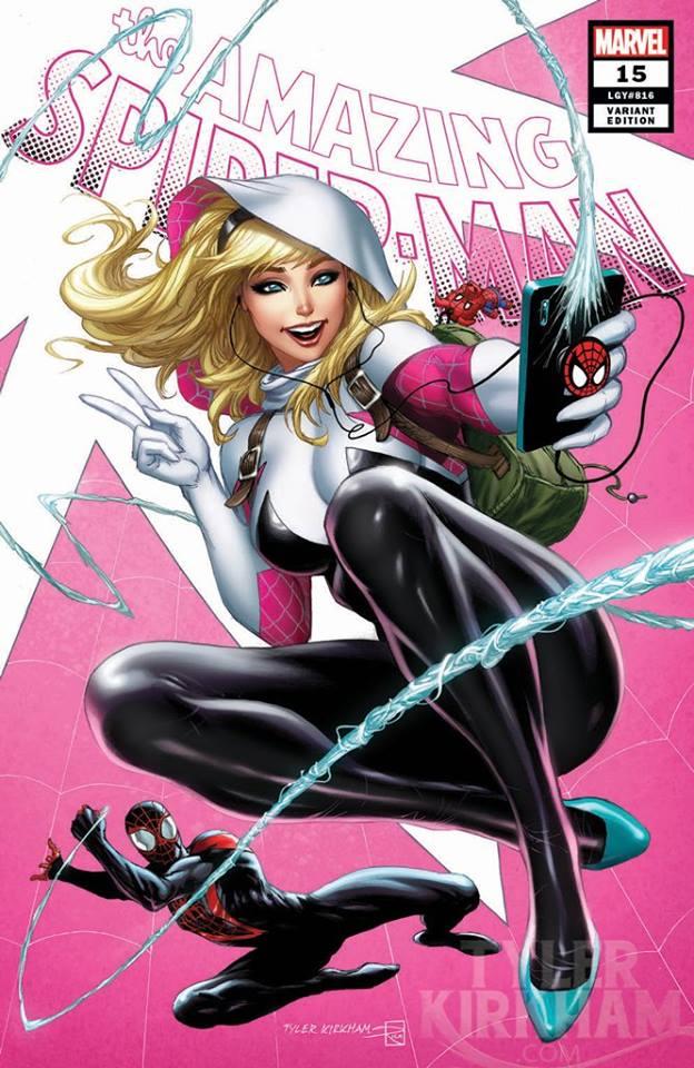 Amazing Spider-Man #15 CVR A