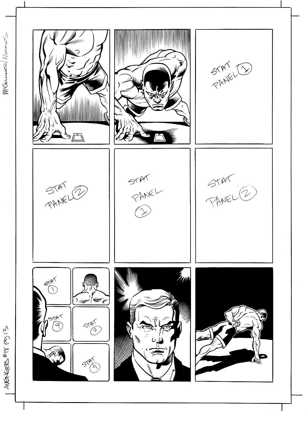 Avengers #18 pg13