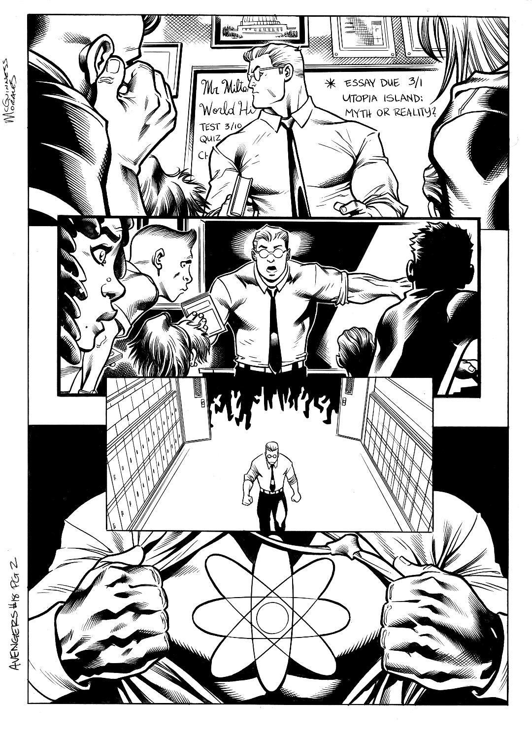 Avengers #18 pg 2