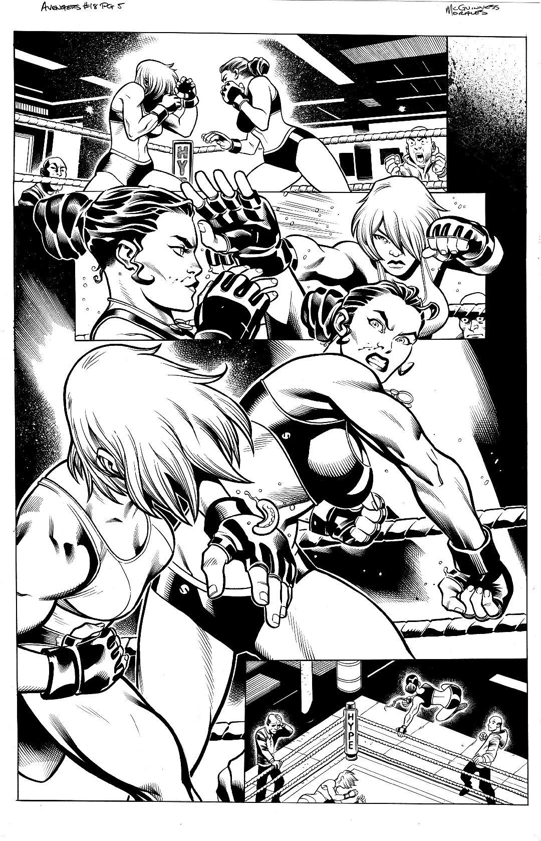 Avengers #18 pg 5