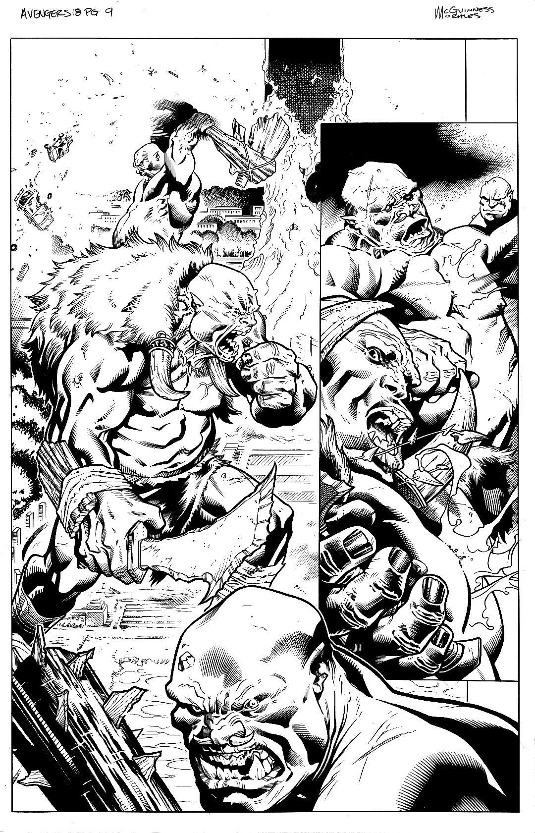 Avengers #18 pg 9