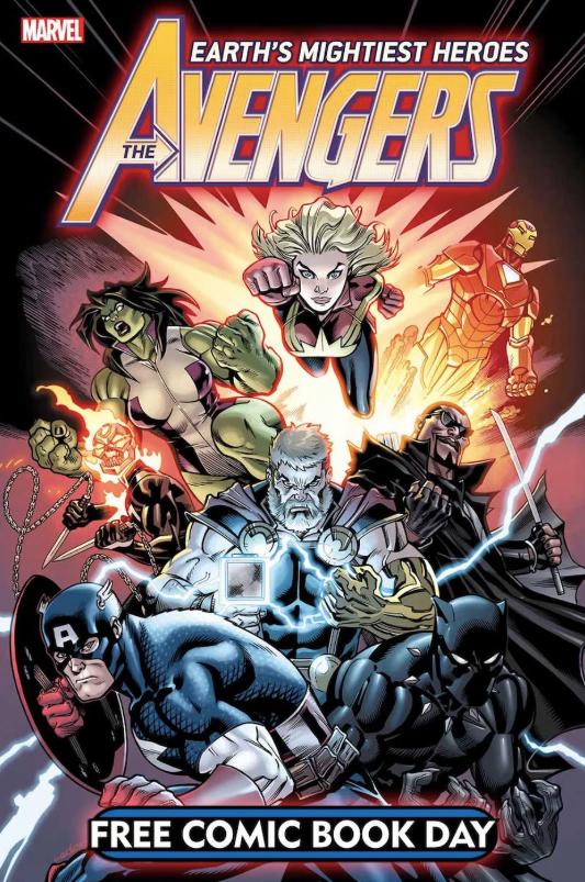 Avengers FCBD 2019