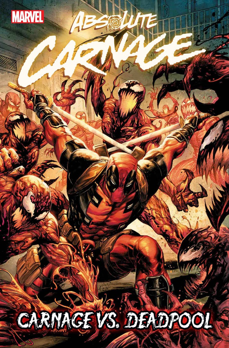 Absolute Carnage vs Deadpool #1