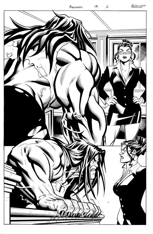 Avengers #20 pg 2